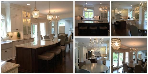 marvelous beautiful kitchen | Our #skilled #interiordesigner Ann Breidenbach has done a ...