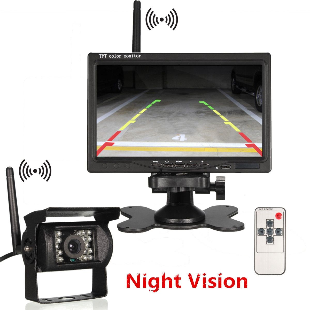 Outstanding Pkcorb Wireless Backup Camera Parts Picture Collection ...