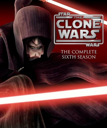 Descargar Star Wars The Clone Wars Temporada 6 Español Latino Hd Clone Wars Star Wars Temporadas