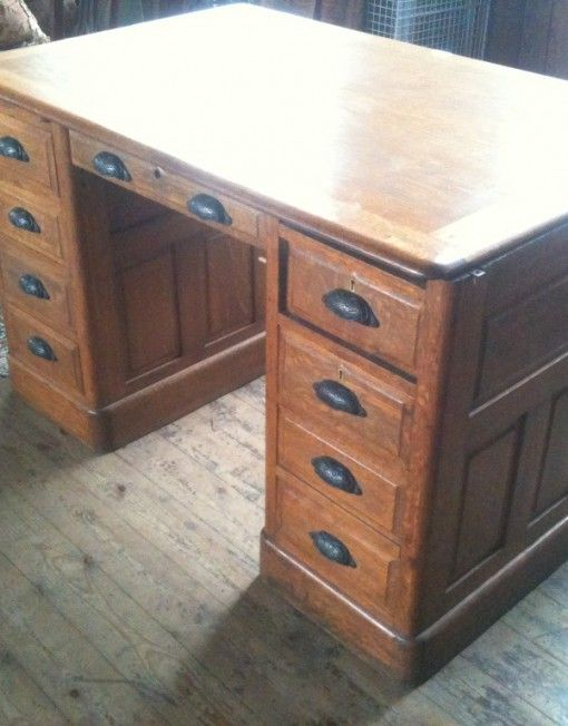1920s Dressing Tables And Vanities Antique Oak Desk Oak Panelled