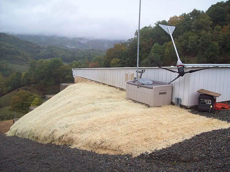 Curlex 1 Single Layer Natural Erosion Control Top Soil Nature