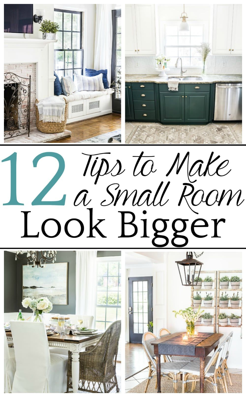How To Make A Small Room Look Bigger Bless Er House Cheap