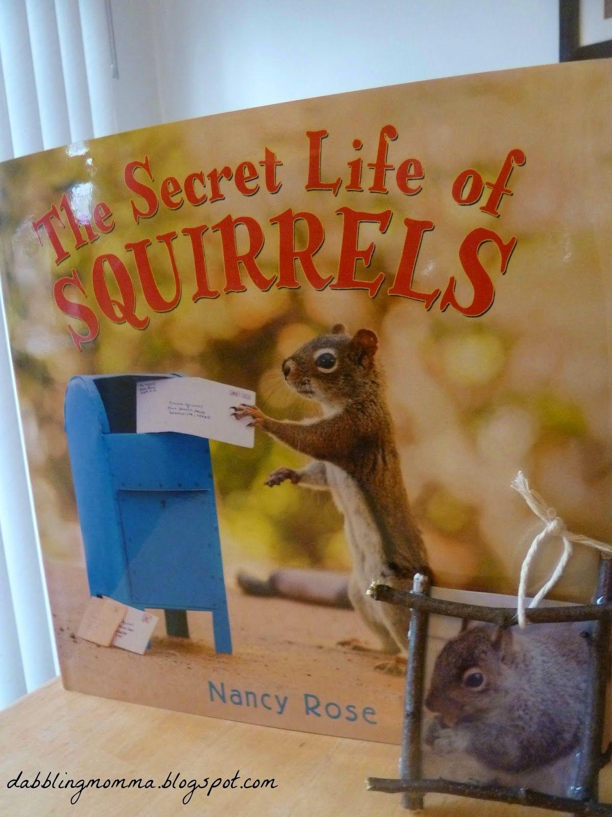 Dabblingmomma the secret life of squirrels book and activities dabblingmomma the secret life of squirrels book and activities robcynllc Image collections