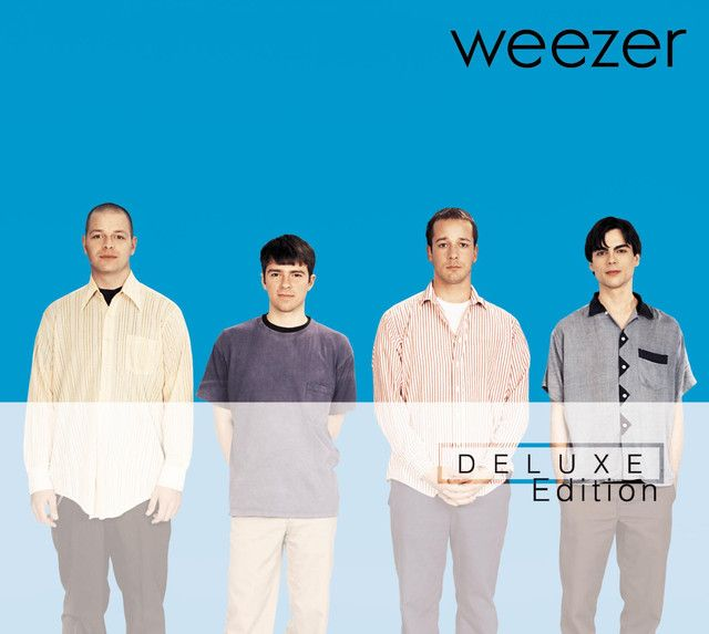 Saved on Spotify: Say It Ain't So by Weezer