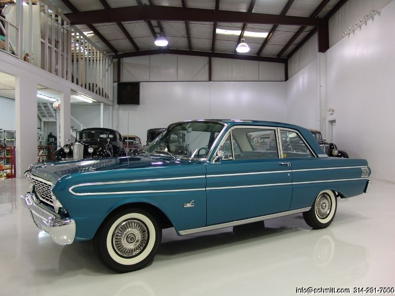 Daniel Schmitt Co Classic Car Gallery Presents 1964 Ford Falcon Futura 2 Door Sedan Ford Falcon 1964 Ford Falcon 1964 Ford