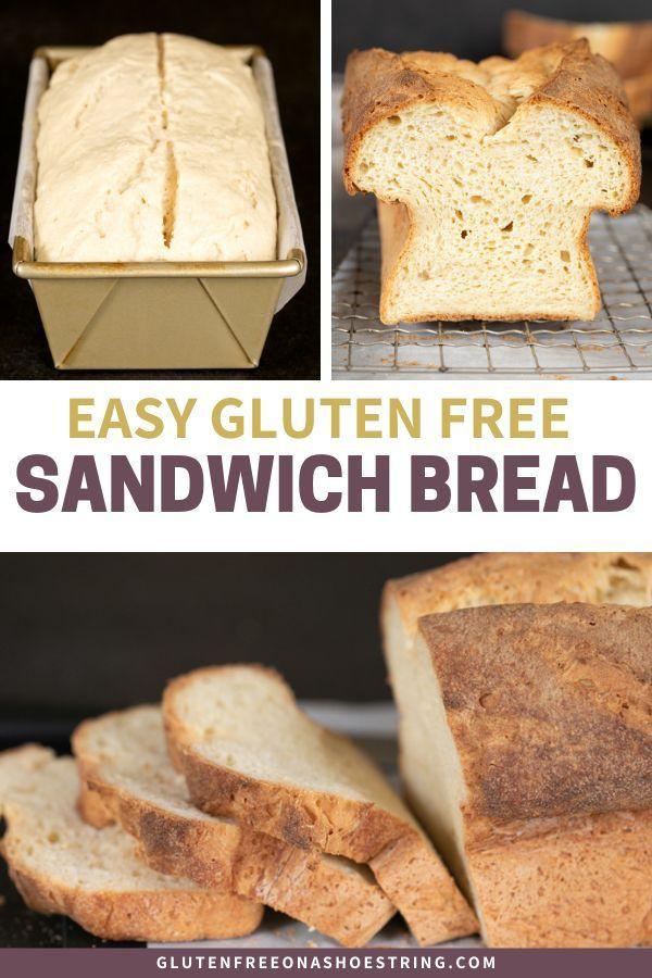 Tom S Gluten Free Sandwich Bread My First Gluten Free Bread Recipe Gluten Free Recipes Bread Homemade Gluten Free Bread Gluten Free Sandwiches