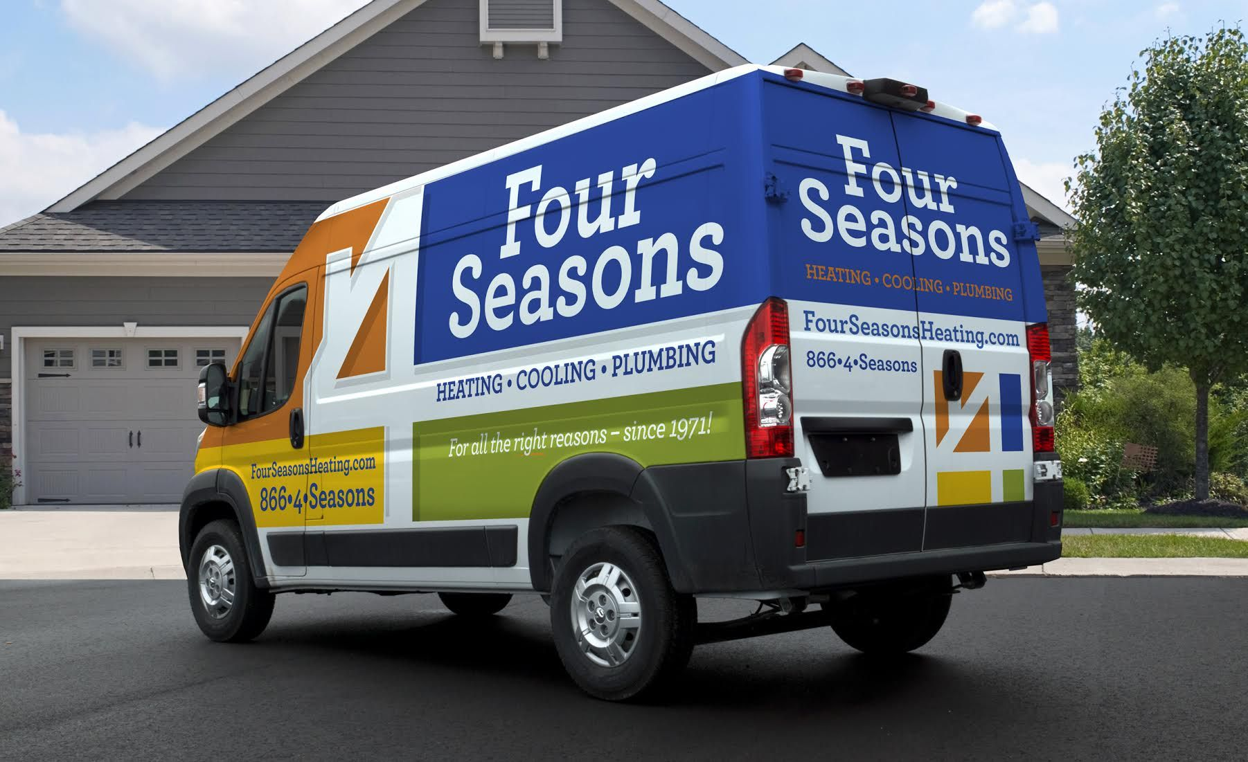 This Proposed Rebranding For The Largest Heating And Air Company