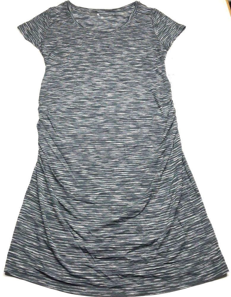 b905cd5118c66 Women NWT Liz Lange MATERNITY Dress - Size M - Comfort - Stretch - Short  Sleeve #LizLange