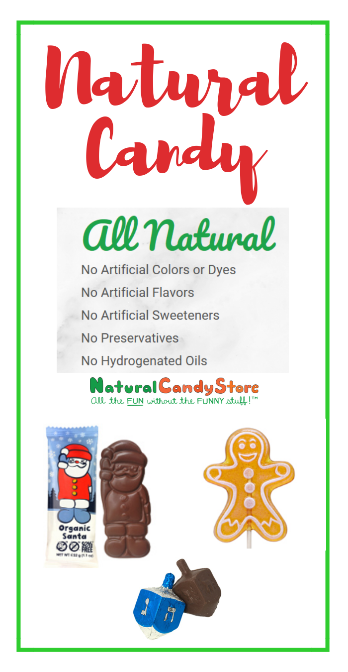 Stock Up On Natural Allergy Friendly Candy The Candy At The Natural Candy Store Are Free Of Artificial Natural Candy Healthy Holidays Healthy Natural Living