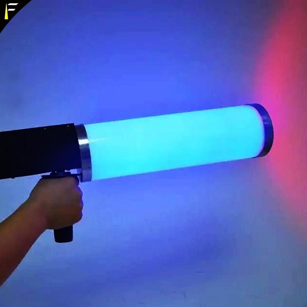 Popular LED CO2 Cryo Club Cannon Cryogenic Special Effects