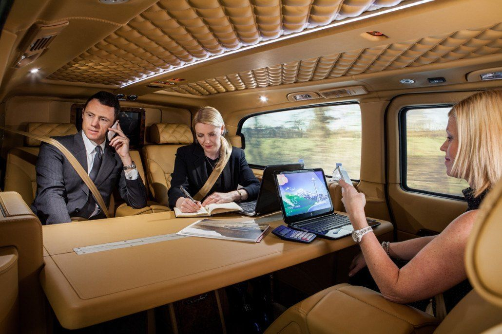 Van office google search car mobile office for Mercedes benz office