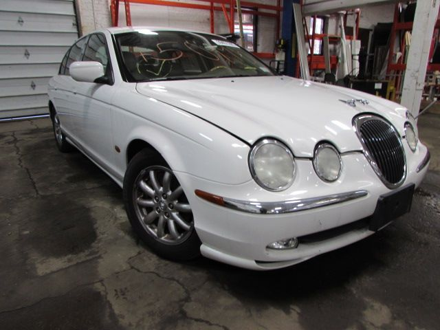 Parting Out 2001 Jaguar S Type Stock 150445 Jaguar S Type