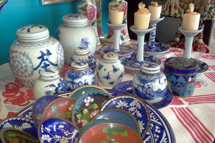 Chinese Pottery And Cloisonne Porcelain Decor Chinese Pottery Wholesale Sunglasses
