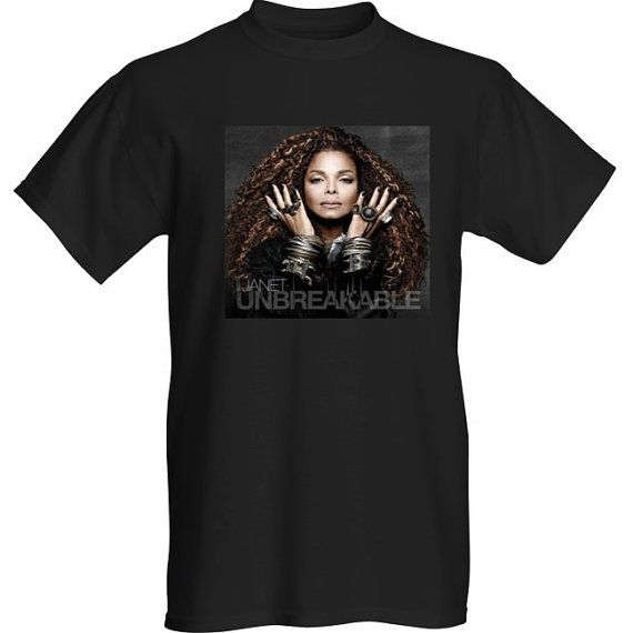 Janet Jackson Unbreakable Tour 2015 by HOWSERDESIGNS on Etsy