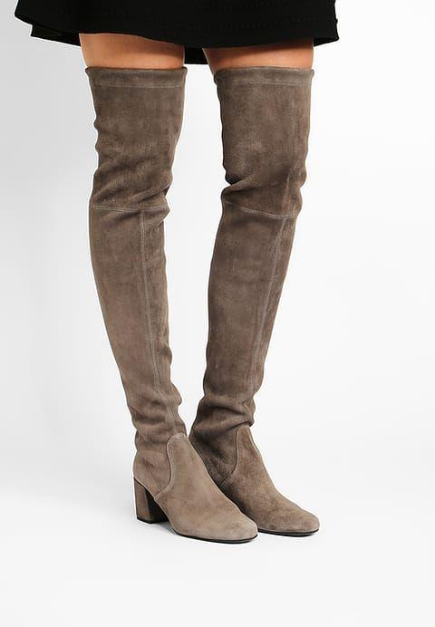los angeles 598b1 0520f Overknees - sharon goma | Fall Winter 2017 | Knee boots ...