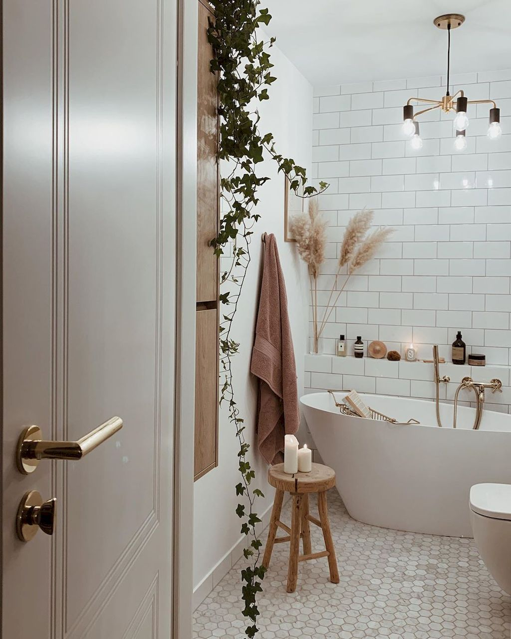 Photo of Simple Bathroom Decorating Ideas