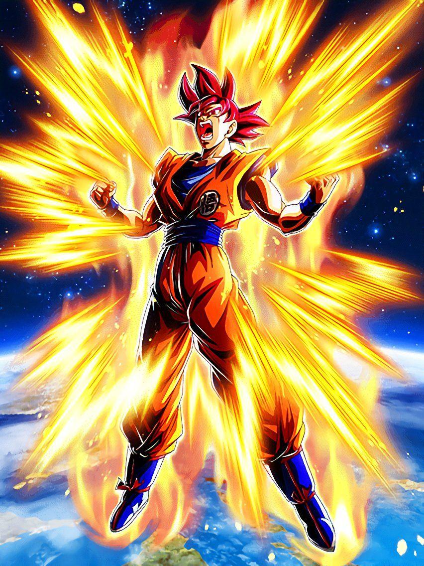 da3a50105f59f98613310bb3354e7db4 - How To Get Super Saiyan God Goku In Dokkan Battle