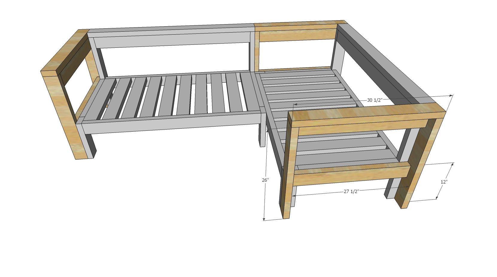 Diy Patio Furniture Crib Mattress
