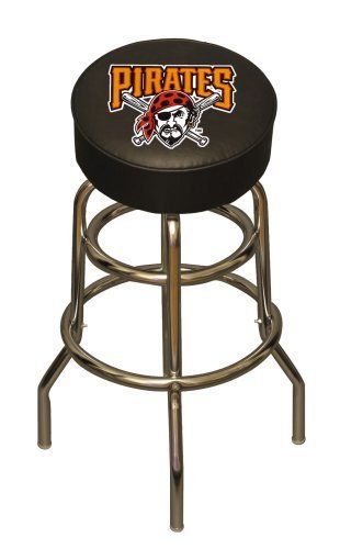 Super Mlb Pittsburgh Pirates Bar Stool By Imperial 129 99 360 Squirreltailoven Fun Painted Chair Ideas Images Squirreltailovenorg