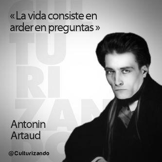 Antonin Artaud Frases Frases Celebres Y Frases De Famosos