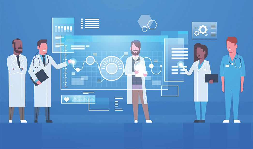 9 Most Important Trends In Healthcare Technology Revolutionizing Patient Care And Management Digital Healthcare Healthcare Technology Population Health Management