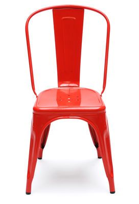 A Stacking chair Steel Shinny colour by Tolix | Xavier