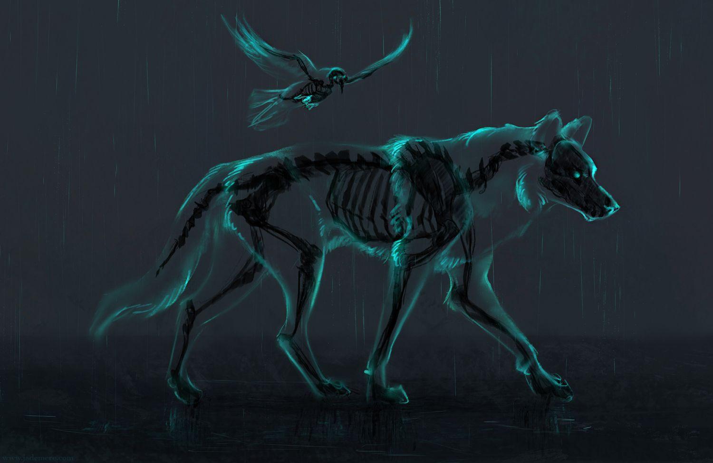 интересует картинки инопланетный волк макеты, предложенные