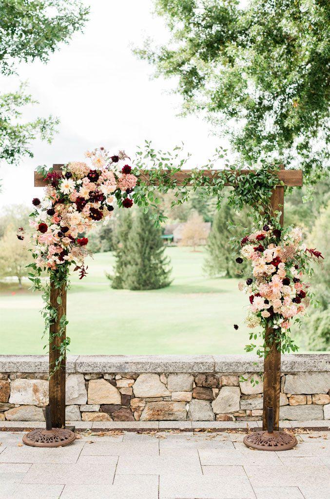 Breng uw ceremonie naar de volgende niveaus en frame het moment dat u pasgetrouwden wordt …