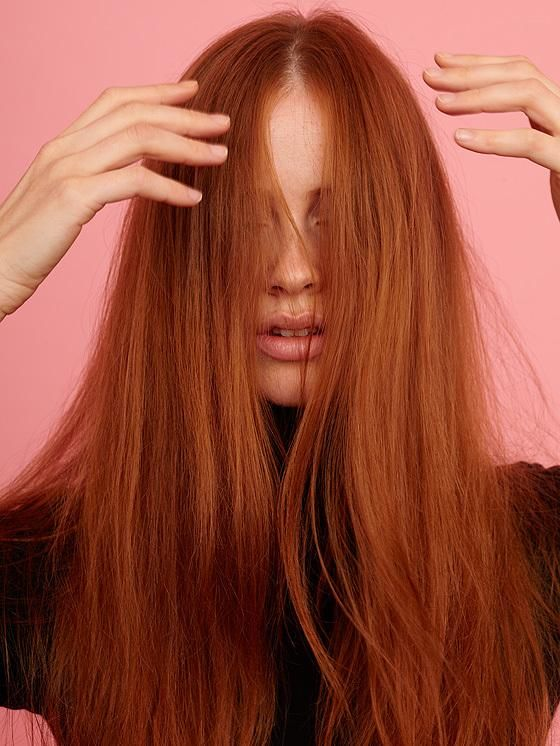 The Worlds First Magazine All About Redheads Lookbook