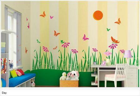 Falfestés ötletek a gyerekszobában   Baby   Pinterest   Babies