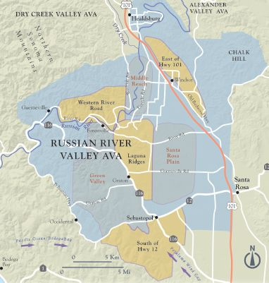 Russian River Valley Pinot Noir The Triumph Of Terroir Wine Enthusiast Russian River Valley Wine Country California Dry Creek Valley