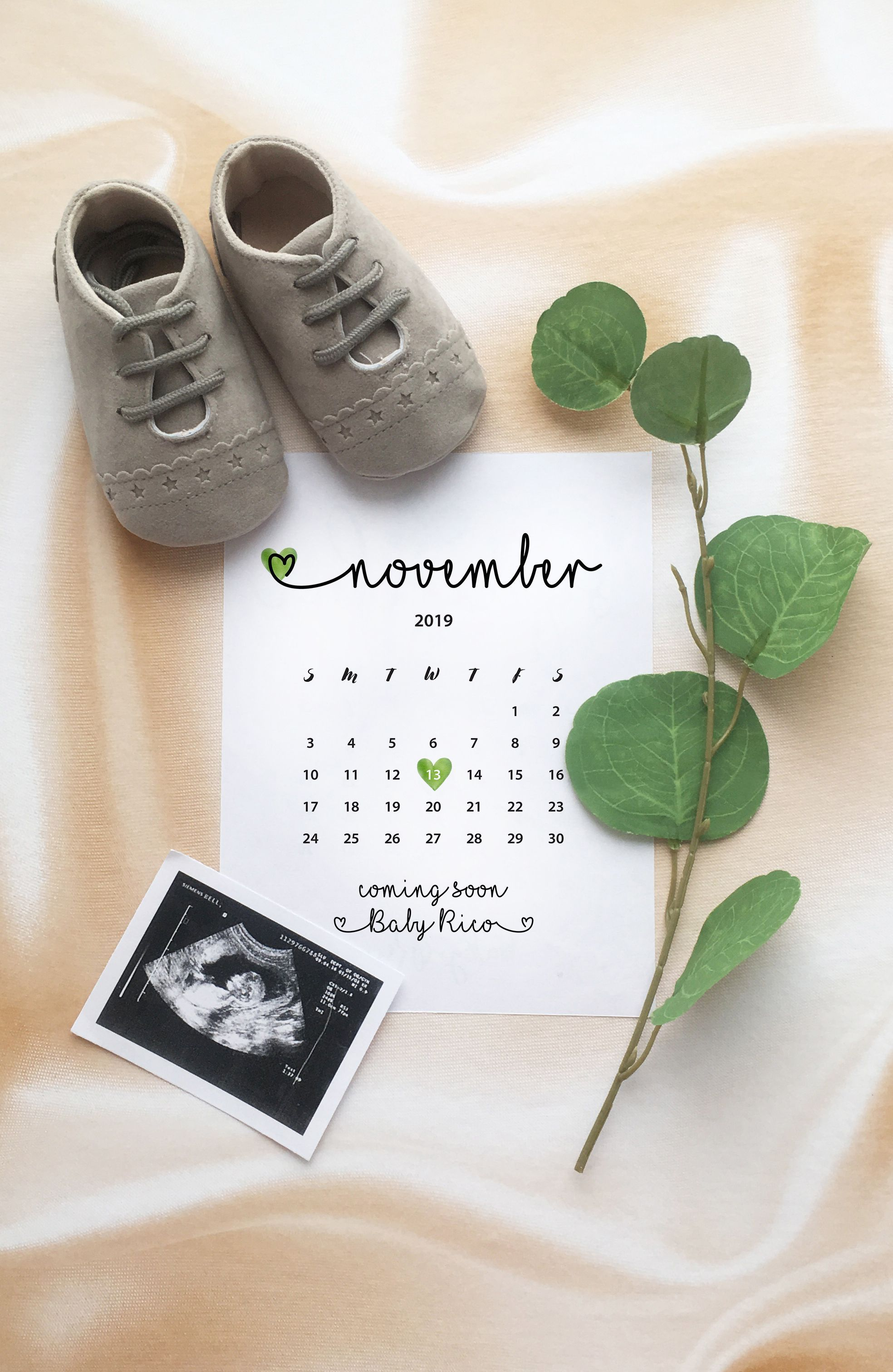 Best Images january 2020 calendar baby Thoughts, 2020