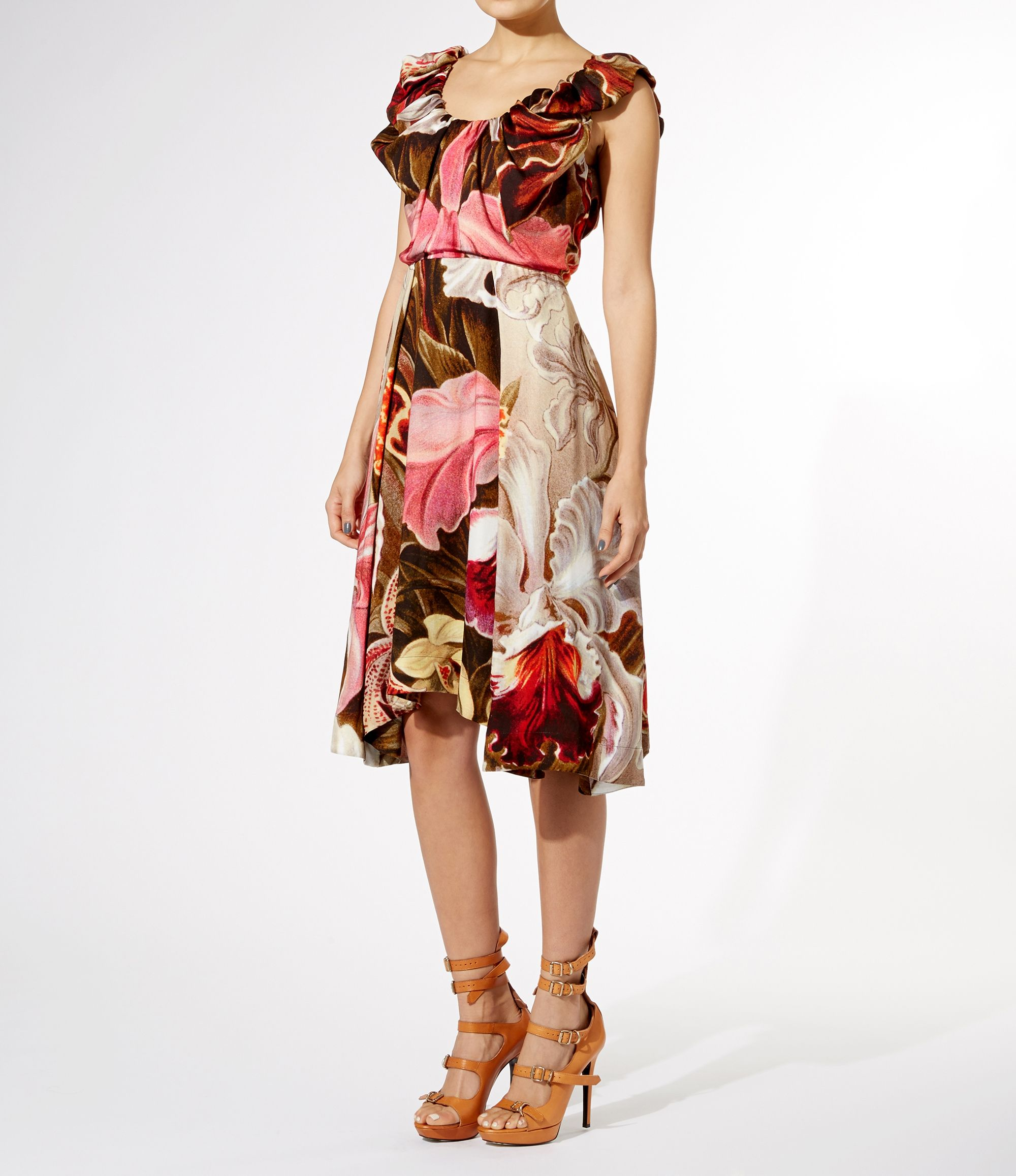 Orchid Gipsy Dress