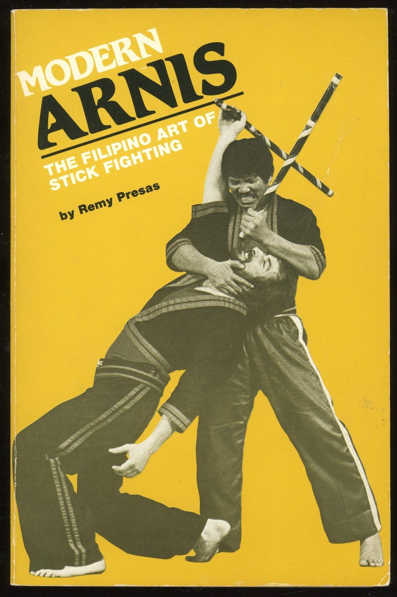 modern arnis: the filipino art of stick fighting (1983) | filipino ...