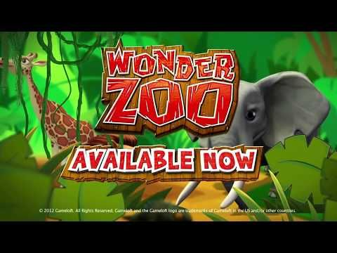 Wonder Zoo Animal rescue ! Android Game Trailer HD