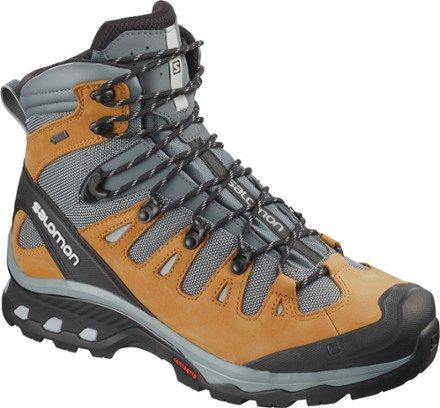 Salomon Men's Quest 4D 3 GTX Hiking Boots Cathay Spice ...