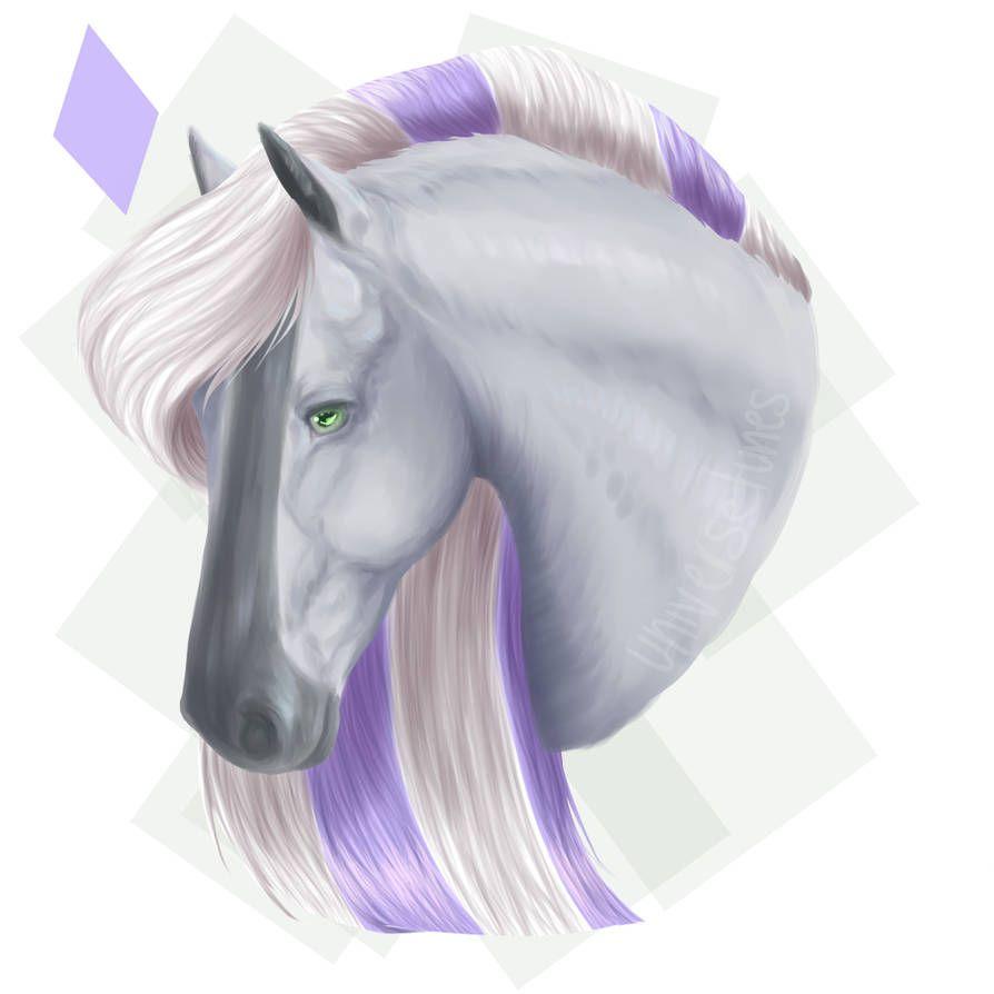 Chili Horseland Fanart Horse Art Horse Drawings Magical Horses