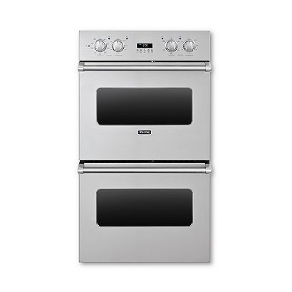 30 W Electric Double Select Oven Vedo1302 Viking Range Llc 5700 With Images Electric Double Oven Wall