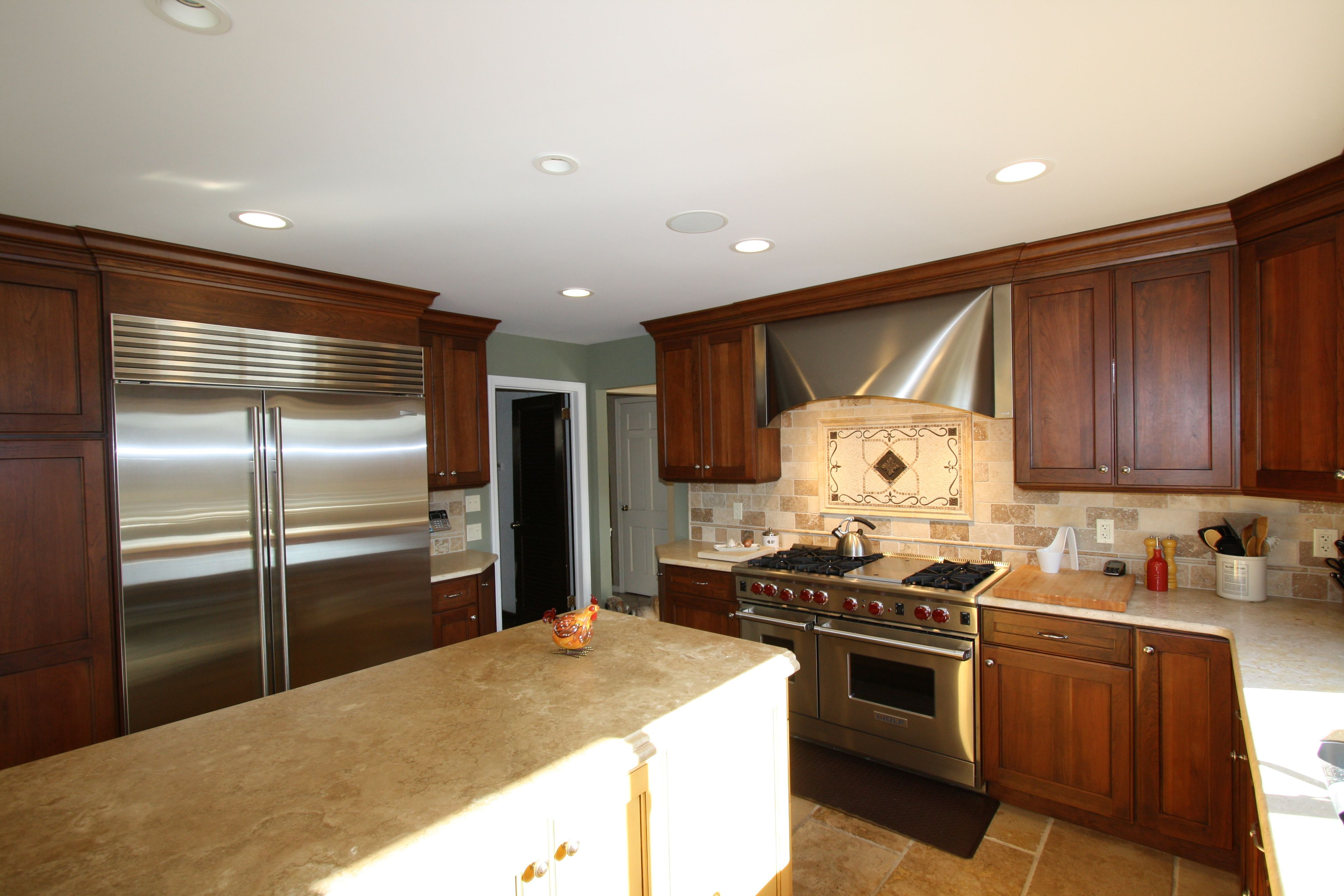 North Caldwell NJ Eclectic Kitchen by Design Right Kitchens ...