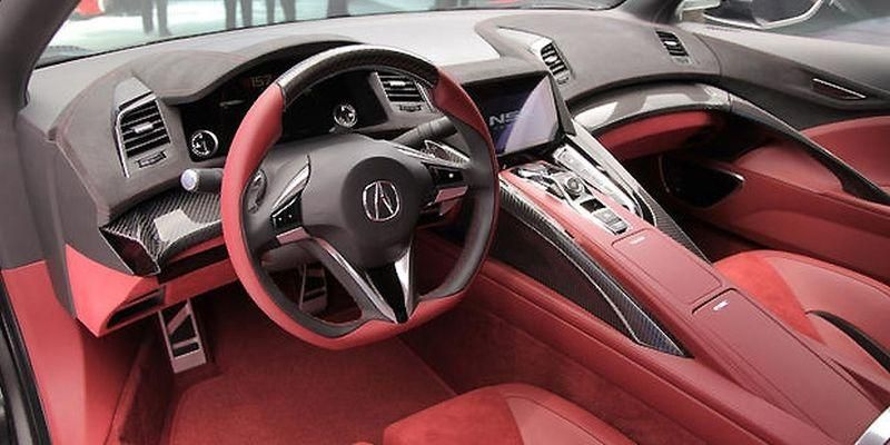2015 Acura NSX Nsx, Acura nsx, Acura nsx