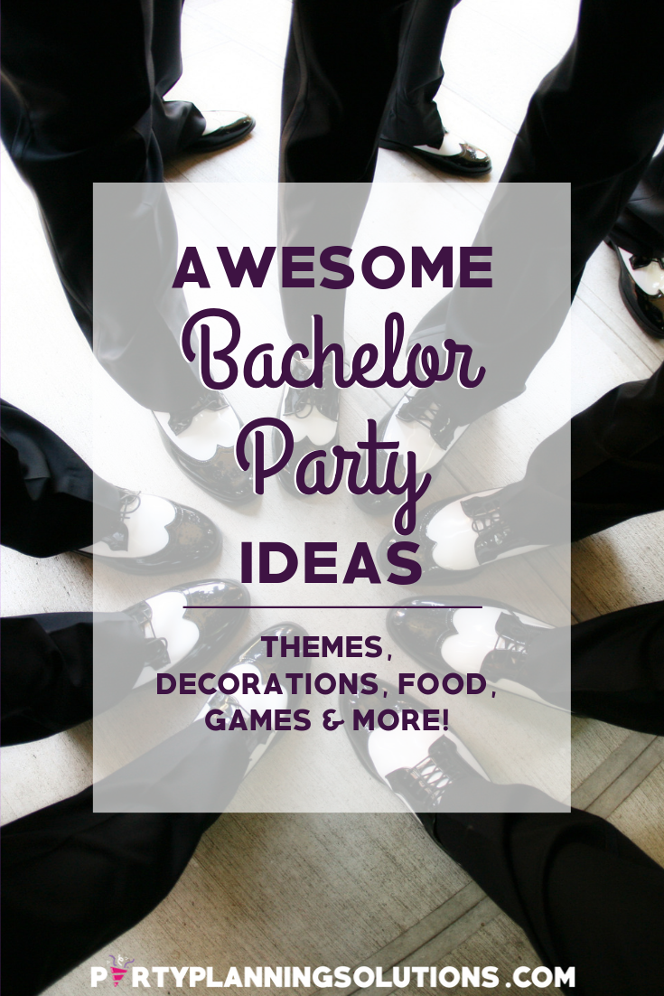 Bachelor Party Ideas Partyplanningsolutions Com Ideas For Bachelor Party Bachelor Party Bachelor Party Themes