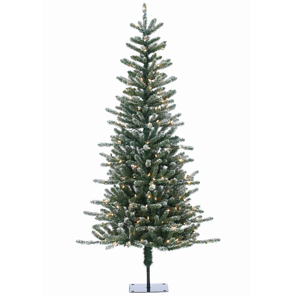Null 6 Ft Pre Lit Bridgeport Pine Artificial Christmas Tree With Clear Lights Full Christmas Tree Christmas Tree Artificial Christmas Tree
