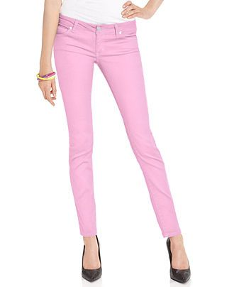 8c43a77f879 Celebrity Pink Jeans - Skinny Low Rise - Strawberry Ice
