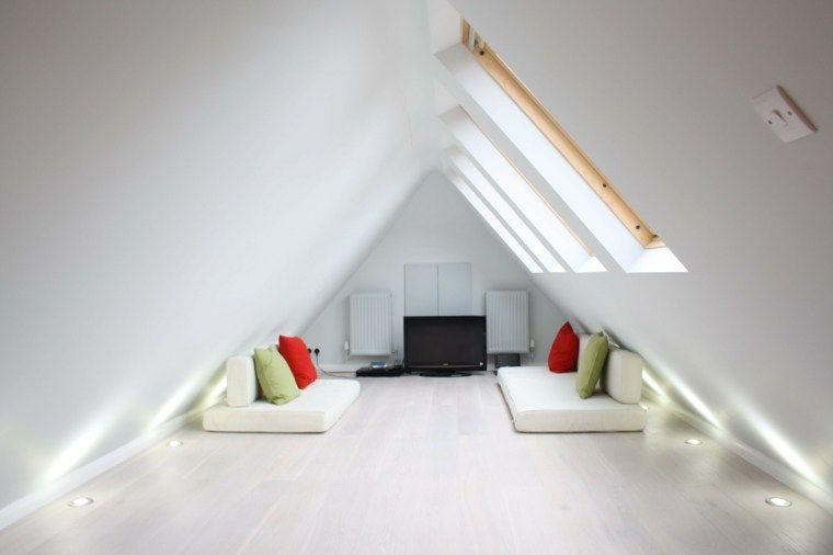 Dekorieren Sie Den Dachboden Auf Moderne Und Originelle Weise