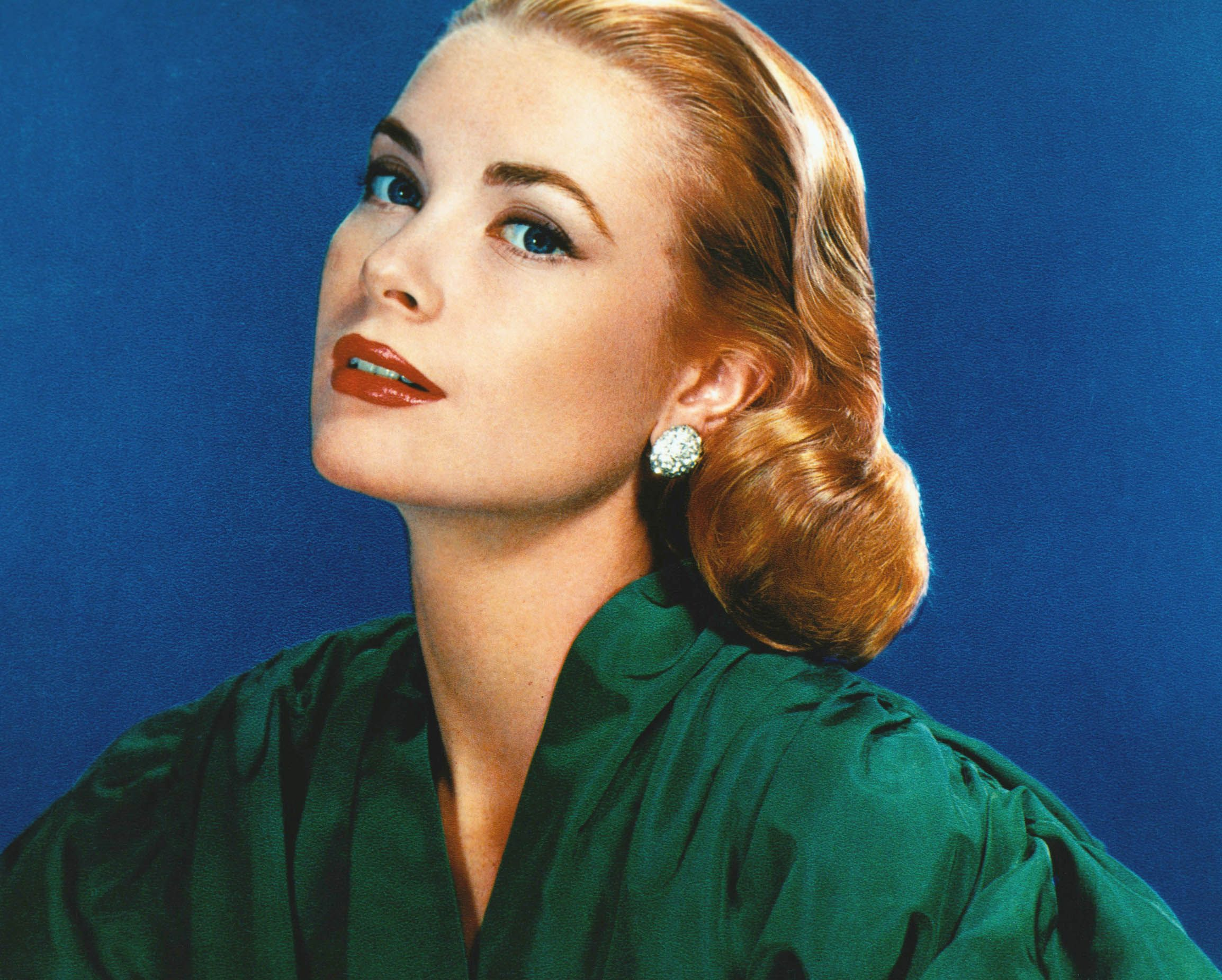 Grace Kelly Makeup