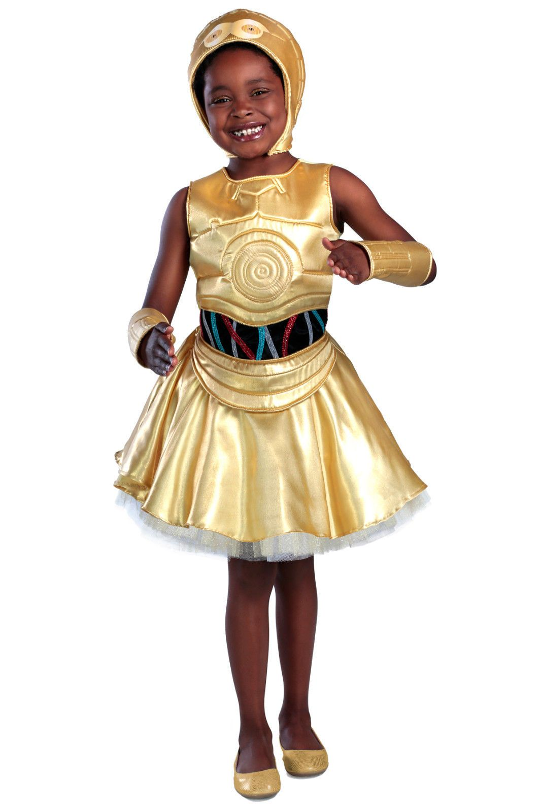 EWOK Wicket PREMIUM Deluxe Classic Star Wars Costume Child 3 4 5 6 7 8 9 10 12