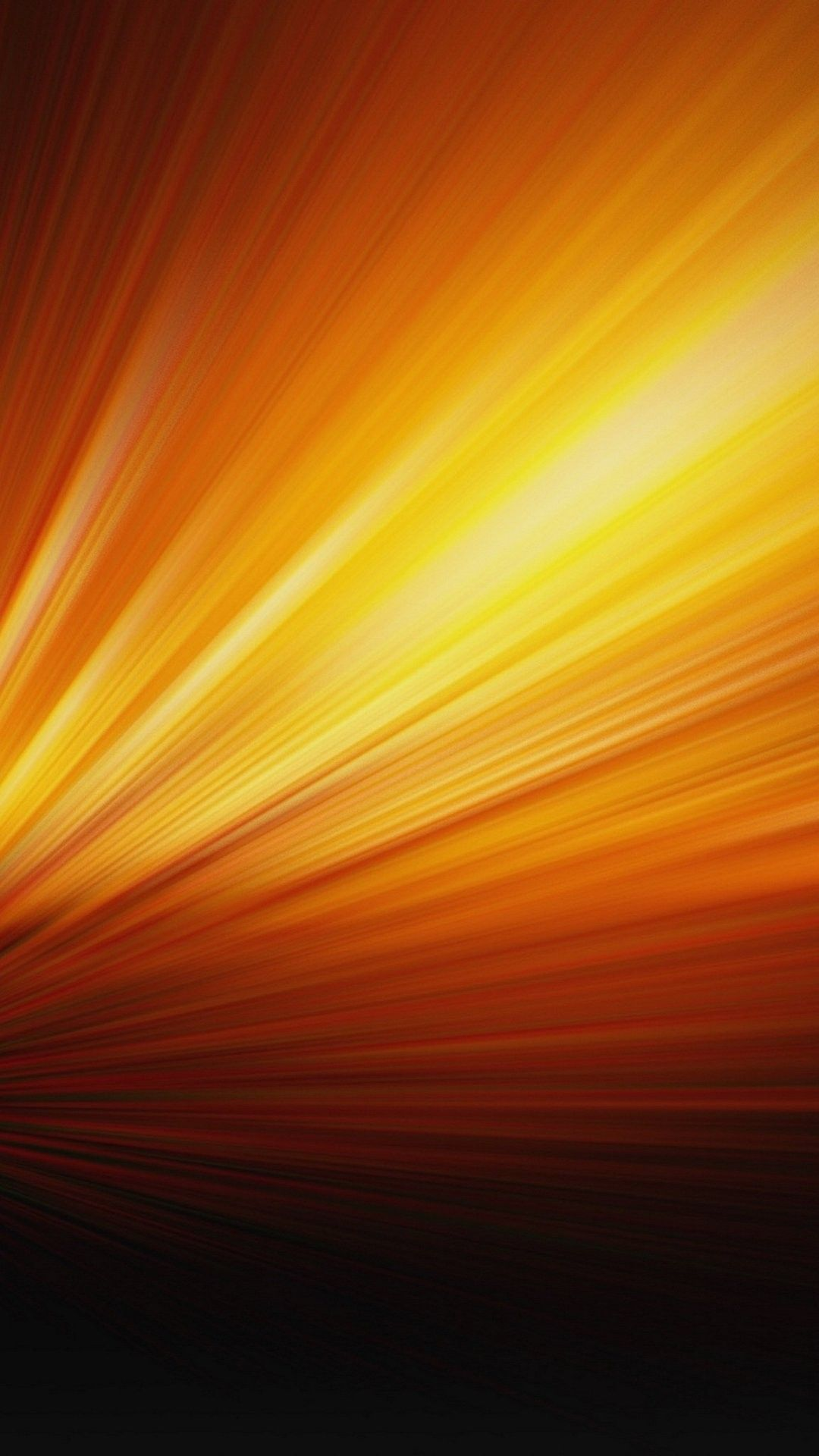 Tapete Modern Orange Light Hd Iphone 6 Plus Wallpaper 34823 - Abstract