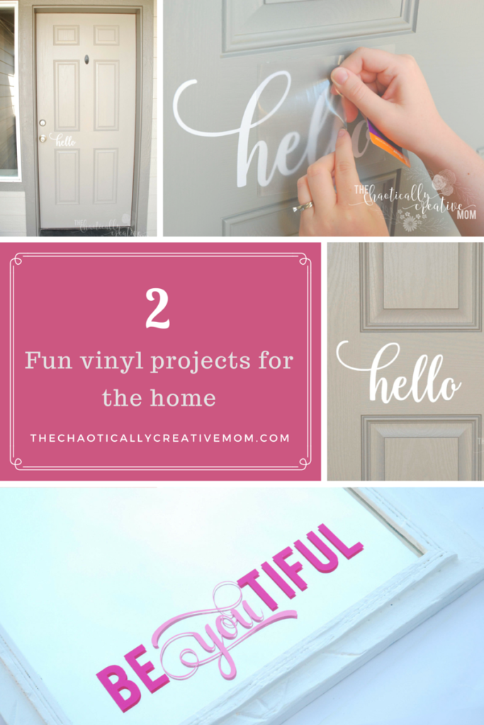 How To Make Vinyl Decals Hello BeYOUtiful Cricut Silhouettes - How to make vinyl decals with a cricut