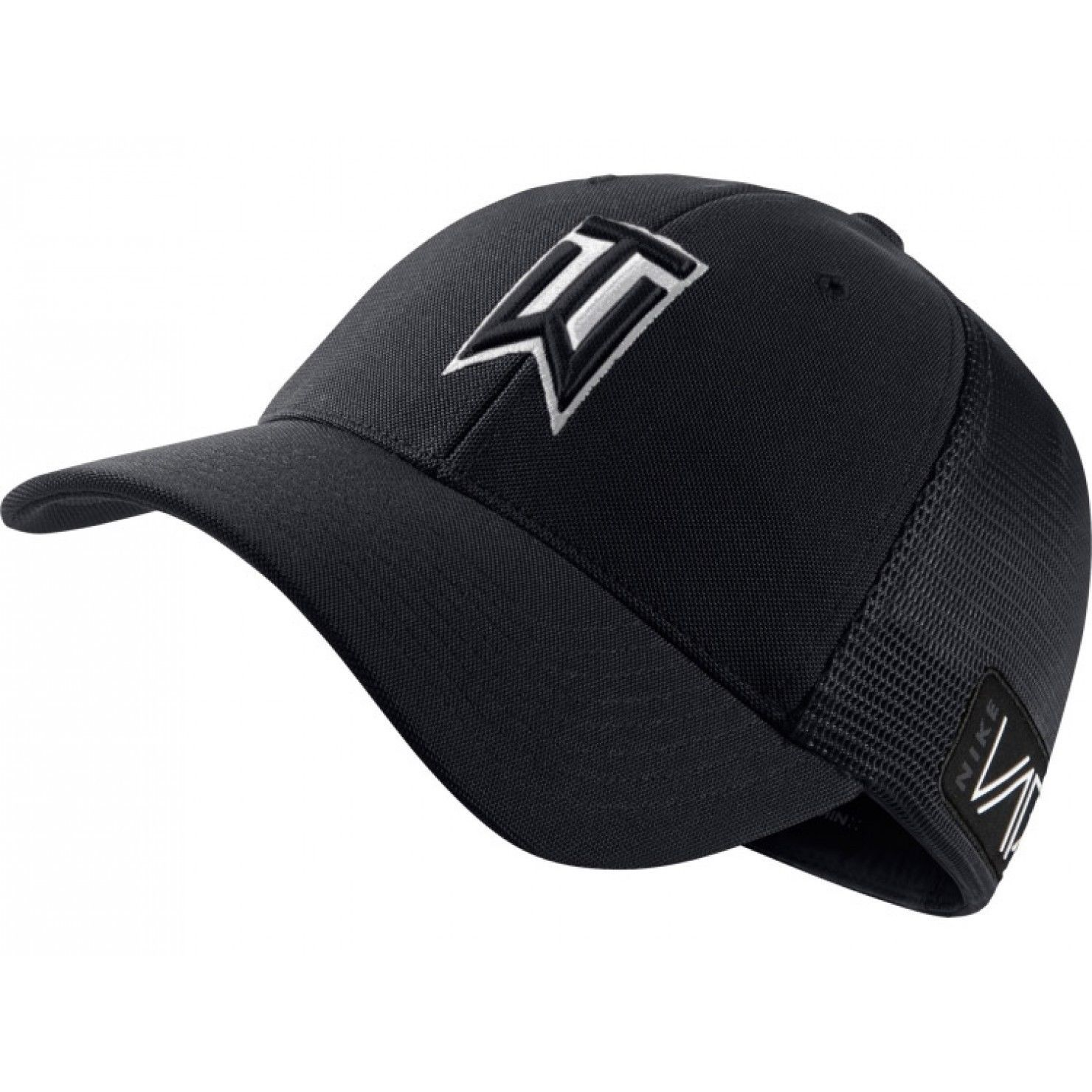 Hats and Headwear 158918  New! Black  S M  Tiger Woods Tw Nike Men ... 293c4f9e4ce8