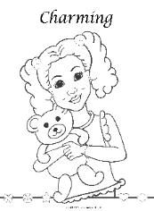 Good American Girl Coloring Pages 91 Coloring Pages for African